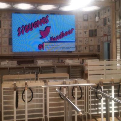 Mobico - Tienda de Ropa en Pamplona - Equipamiento comercial
